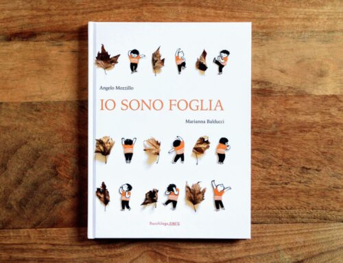 """""""IO SONO FOGLIA""""- classe 1′- A.S. 2020/'21"""