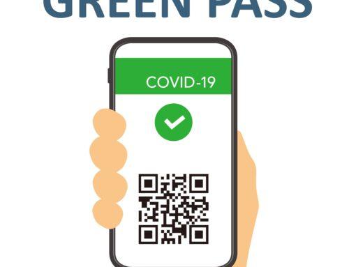COMUNICAZIONE IMPORTANTE: Estensione dell'obbligo di Certificazione verde COVID-19 per l'accesso alle strutture scolastiche